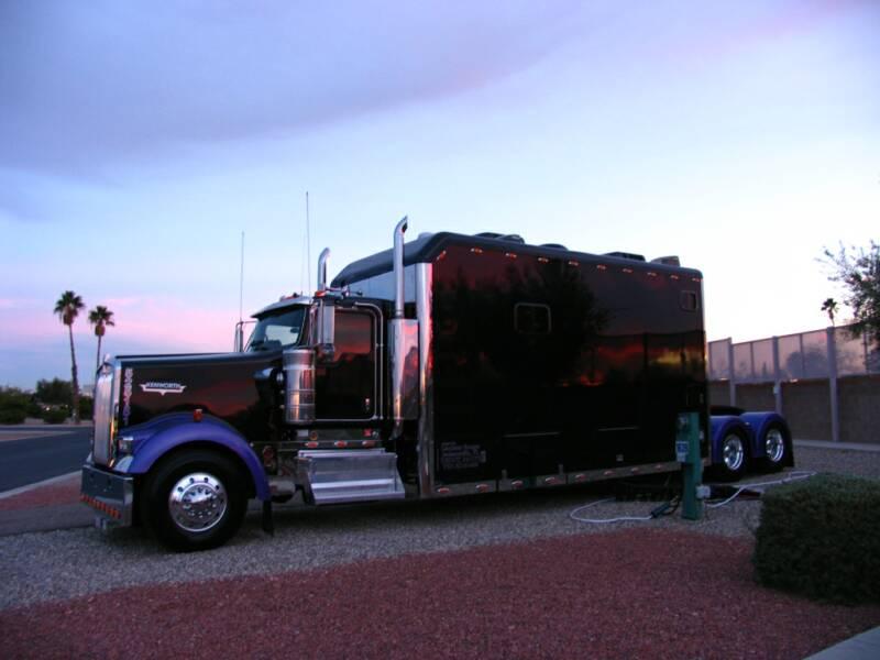 Truck Friendly Rv Parks